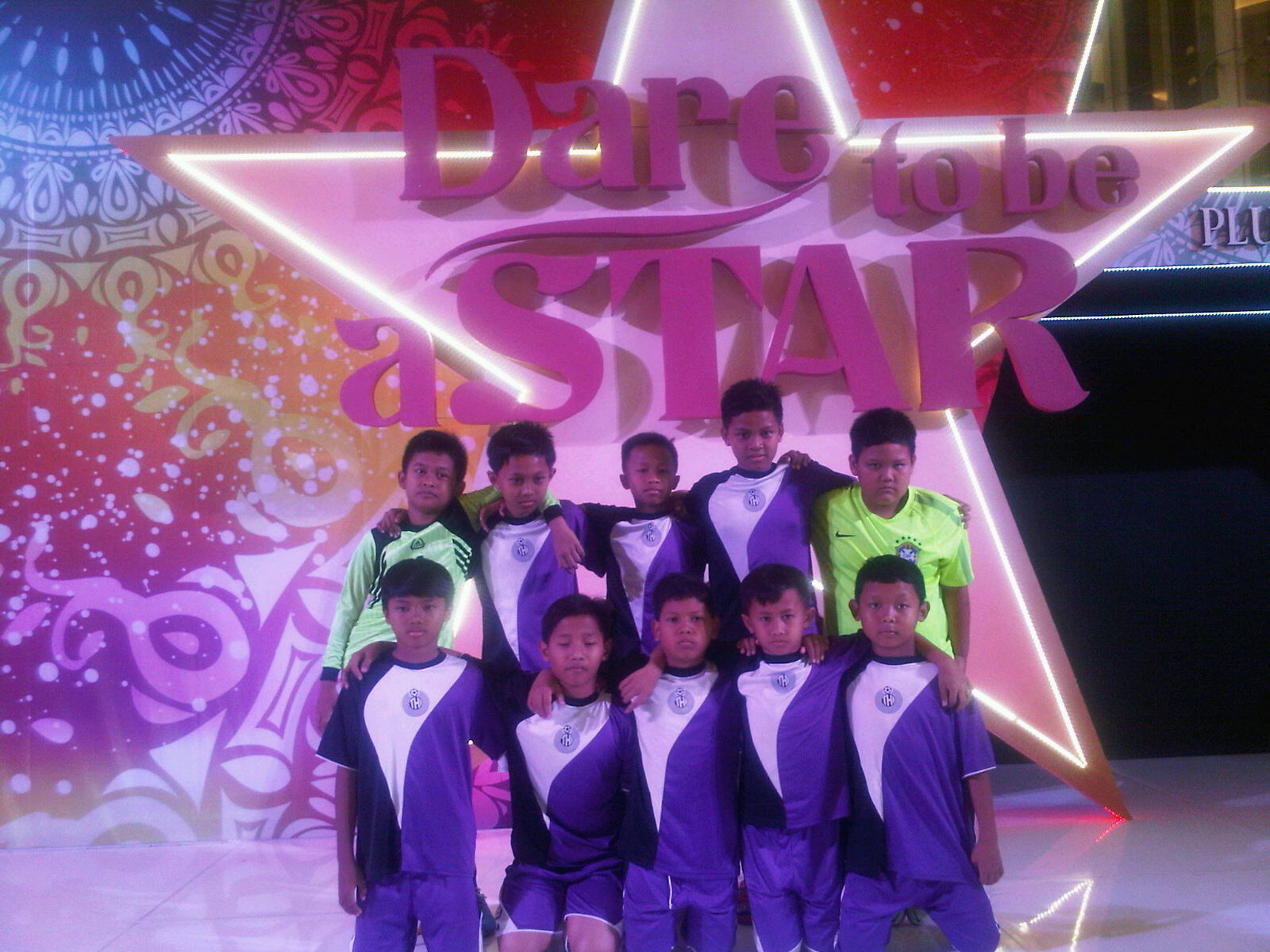 "Tim Futsal SDIT THI Tangerang Juarai Turnamen Futsal ""Dare to be a STAR"""